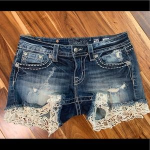 Lacey Miss Me Shorts